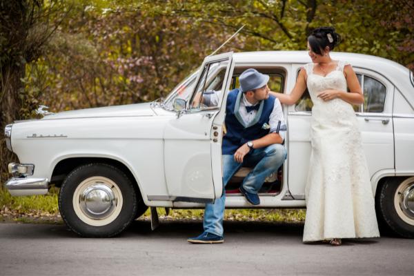 Wedding Cars Buckinghamshire